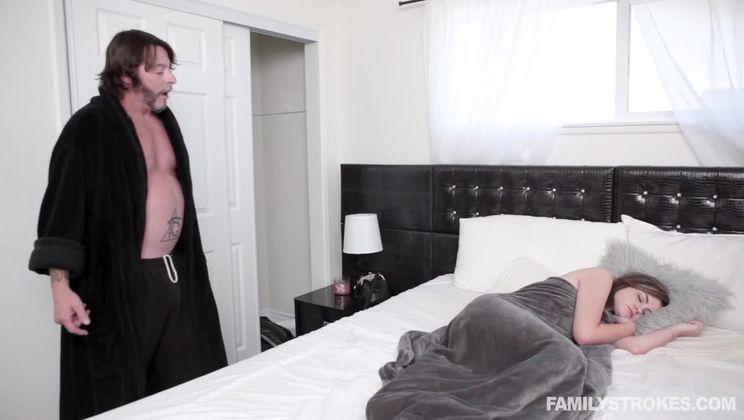 Sneaky And Sleepy Step Sex