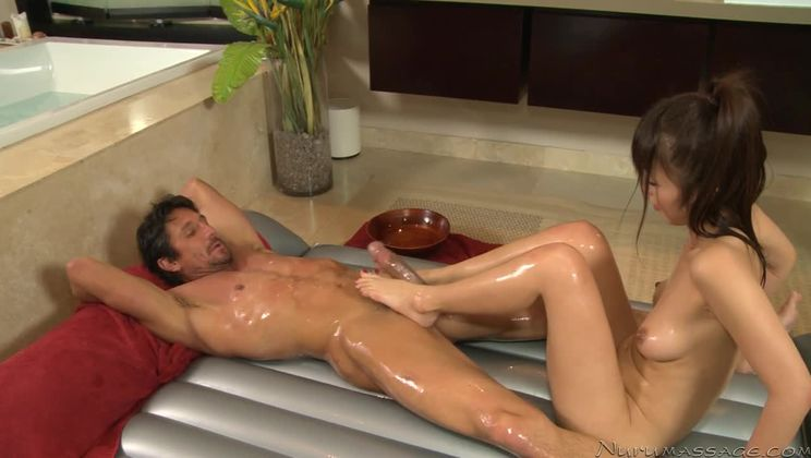 Thick asian massage porn pics