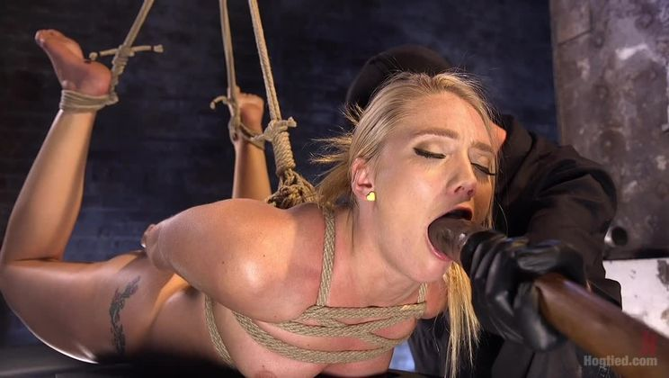 AJ Applegate Submits To Grueling Bondage and Torment!!!