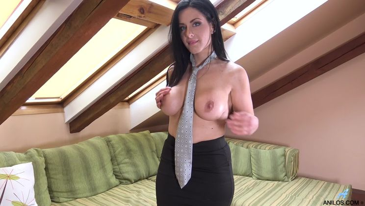 Big Tit Toy Play
