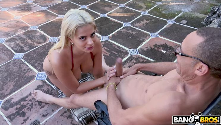 Busty Colombian Takes on an Anal Challenge