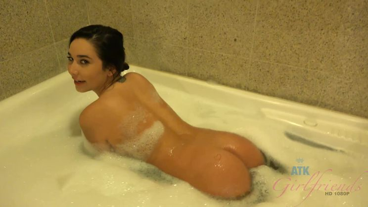 Those panties love her body