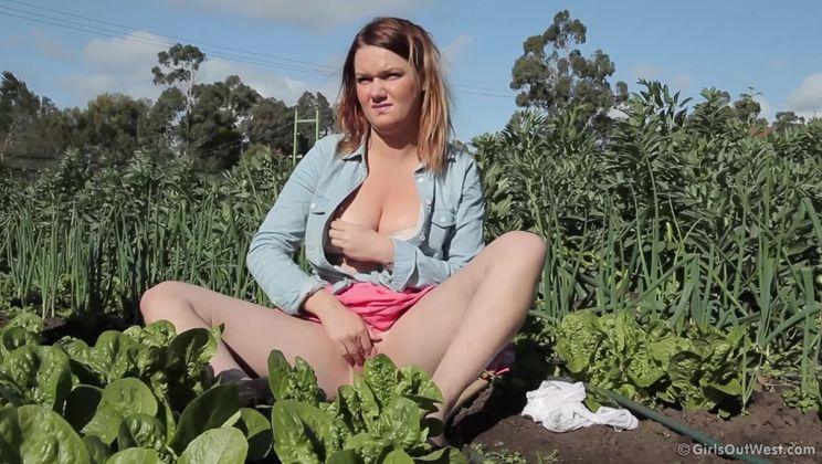 Esmeralda - Gardening Girl