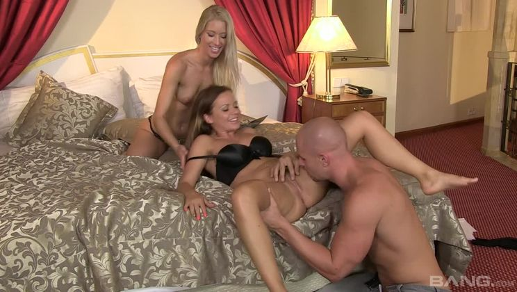 Bella Takes Dick all October Long With Uma Zex