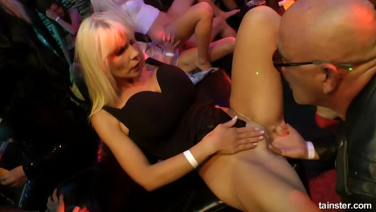 DSO Alter Ego Orgy Part 2 - Cam 3