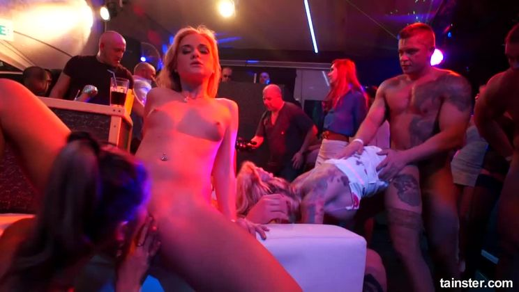 DSO Party Sextasy Part 3 - Lesbian Cam