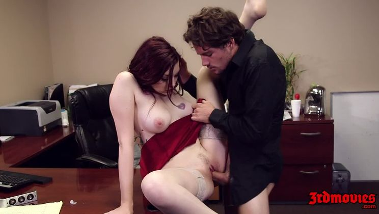 Amber Ivy Banged From Behind