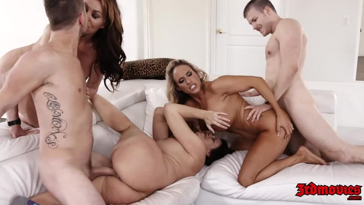 Horny Stepmoms in Action