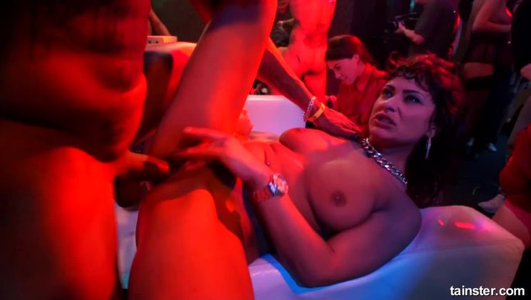 DSO Party Sextasy Part 6 - Cam 1